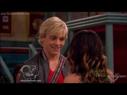 Austin sings Ally an outstanding song to show his love to her. Episode Info Austin and Ally- Partners & Parachutes- March 17, 2013.