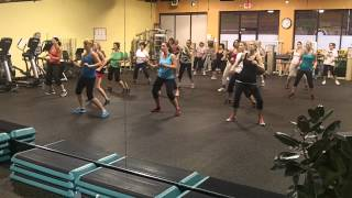 "Core Fitness Z Girls - ""Corazon Sin Cara"" Prince Royce"