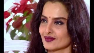 Rendezvous with Simi Garewal Rekha Part -1