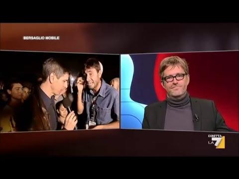 Alessandro Di Battista intervistato al Circo Massimo - Italia 5 Stelle 10/10/14