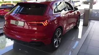 New Audi Q3 S line 35 TDI 150 PS S tronic