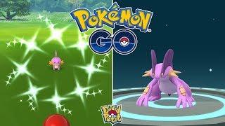 RACHA BRUTAL DE SHINY MÁS 100% SORPRESA! COMMUNITY DAY MUDKIP (PARTE 2) [Pokémon GO-davidpetit]
