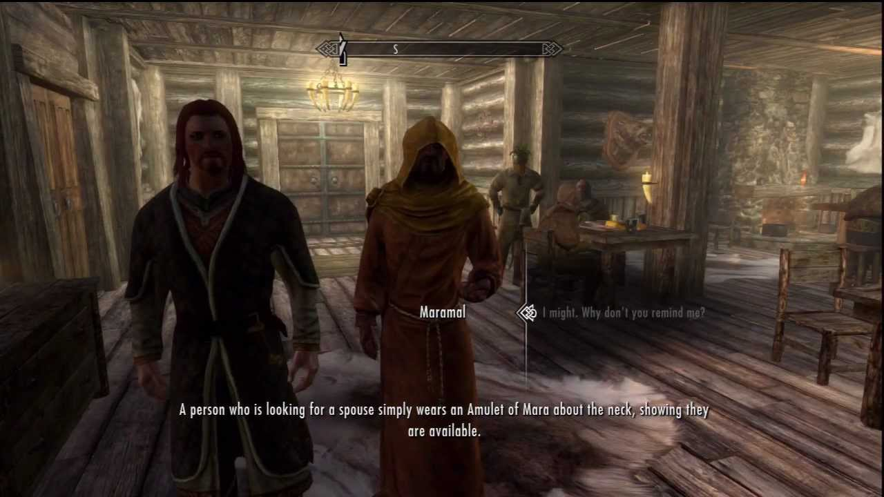 How to get married in skyrim to ysolda