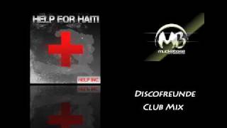 Help Incmusic - Help For Haiti Haiti Song