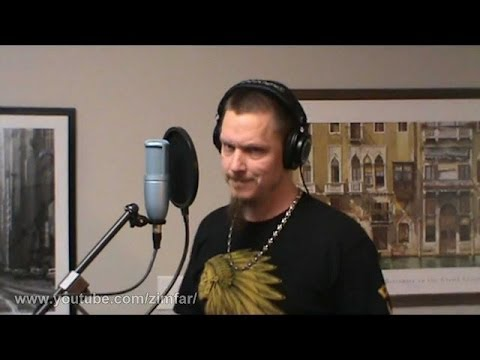 System Of A Down (SOAD) - Toxicity - Vocal Cover by David Lyon with Lyrics