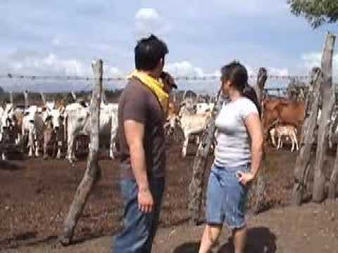 Gensan, Philippines: Interview Female Cow Rancher (Feb