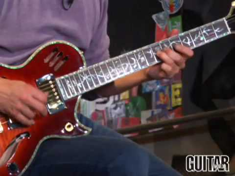 Prestige Heritage Hollow Guitar World Review