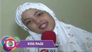 Download Lagu Putri Isnari Membawa Banyak Oleh-Oleh Sepulang Umroh - Kiss Pagi Gratis STAFABAND
