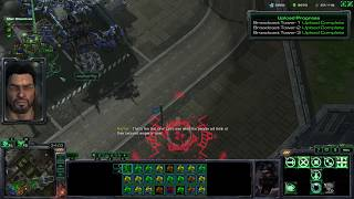 StarCraft 2: Wings of Liberty 3 Player Campaign - 22 Media Blitz (The Nuke)