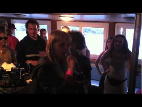 Congo Natty Crew Audio Warfare Boat Party Outlook 2012