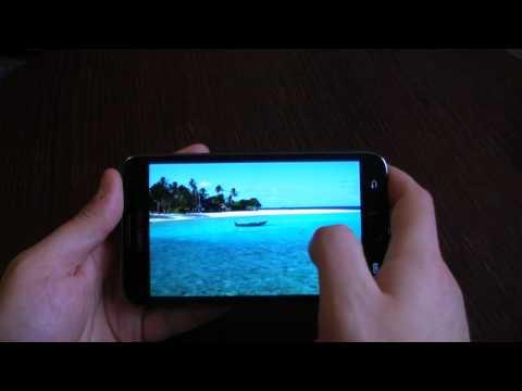 Samsung Galaxy Note Videoesittely