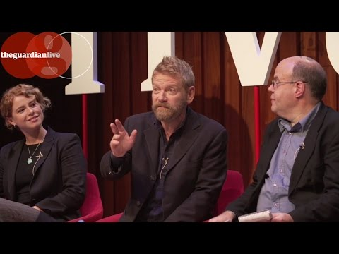 Kenneth Branagh on Shakespeare, the Garrick and getting ahead | Guardian Live highlights