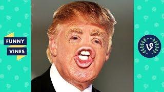Donald Trump Funny Vine Compilation 2017 | Funny Videos
