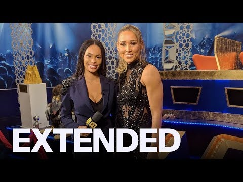 Lolo Jones Breaks Down Ricky Williams' Role In Her 'Celebrity Big Brother' Eviction  EXTENDED