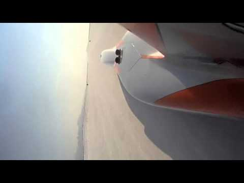 382mph Barrel Roll During Camera Test