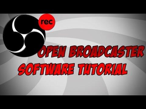 Tutorial | Open Broadcaster | OBC | Parte.1 | Descargar, confijurar y usar | Full HD 1440 2K |