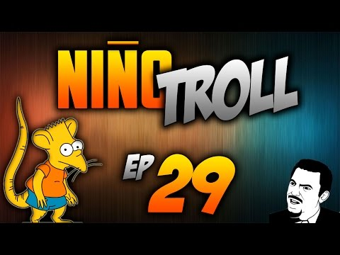 Niño Troll | Parte 29 | Muerto de la Risa | El pajaro loco | El Huevo Flaco | CTV =D