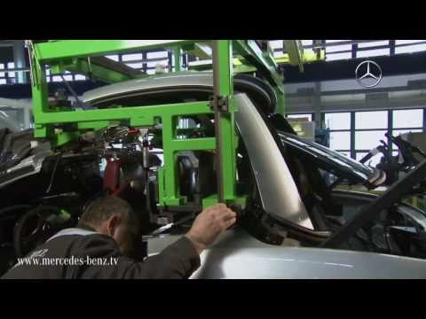 Mercedes-Benz.tv: The development and testing of the new SLK