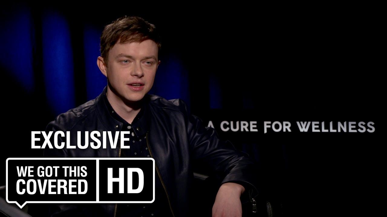 Exclusive Interview: Dane DeHaan Talks A Cure For Wellness [HD]