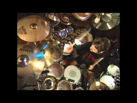 Dream Theater - Dance Of Eternity On Portnoy Video