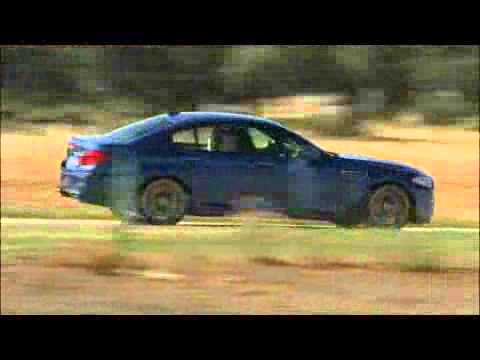 New BMW M5 F10 Engine Start Sound Full Acceleration Commercial - 2013 Carjam TV HD Car TV Show