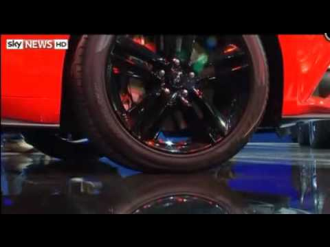 Best Of British Gear Up For China Car Show