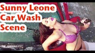 Sunny Leone Hot Car Wash Video In Mastizaade Movie