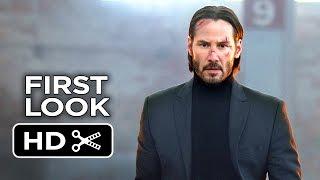 John Wick - First Look (2014) - Keanu Reeves Movie HD