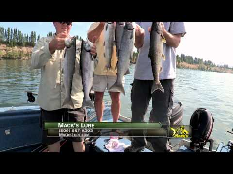 Columbia River Sockeye Fishing & Buoy 10 Chinook