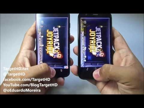 [TargetHD.net] Comparativo: Motorola Moto X vs Motorola Moto G (Brasil)