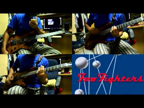 Foo Fighters - Everlong (Multi Guitar Cover HQ Audio)