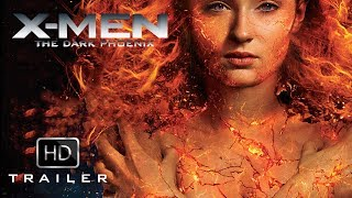 X-Men: Dark Phoenix (2018) Teaser Trailer #1 l Jennifer Lawrence , Sophie Turner (Fan Made)