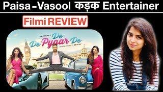 De De Pyaar De Movie Review | Deeksha Sharma