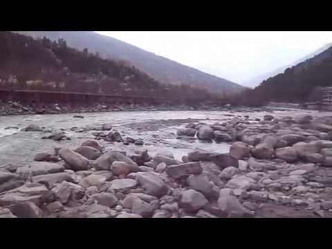 Amazing water of Beas River