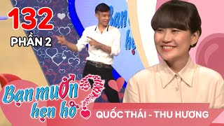 Laugh out loud with a couple of super naughty girl | Quoc Thai - Thu Huong | BMHH 132 😂