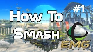 How To Smash - Lesson One: Spacing - Super Smash Bros Wii U