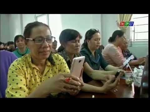 Hội LHPN TP Cần Thơ và Hội LHPN tỉnh Kiên Giang ký kết thực hiện chương trình \\