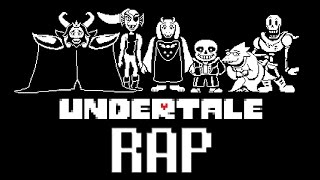 UNDERTALE RAP | CarRaxX [Prod. Internet]