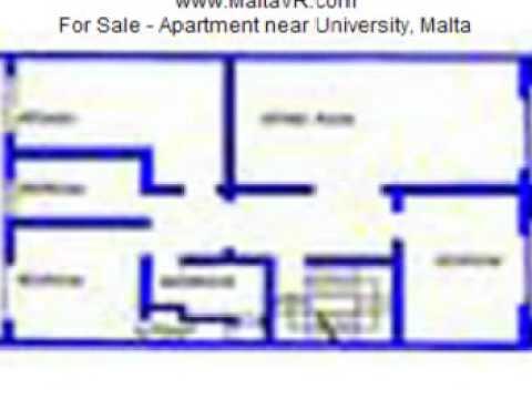 For Sale APARTMENT near the University , Malta