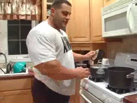 Evan Centopani - Food Preparation Part 2
