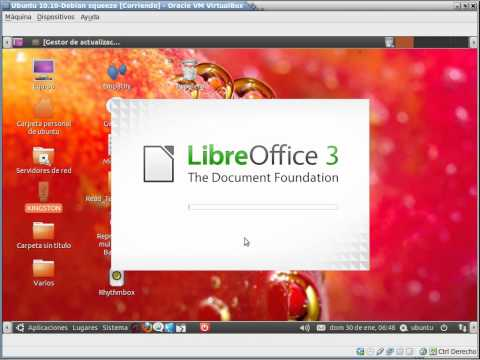 Libreoffice 3.3 final estable Ubuntu 10.04 -11.10 Windows XP-7 instalar y configurar. voz Read_Text.