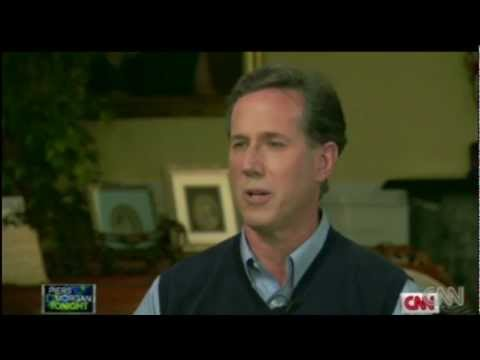 "Santorum: ""Raped Women Should Accept The Gift of A Child"""