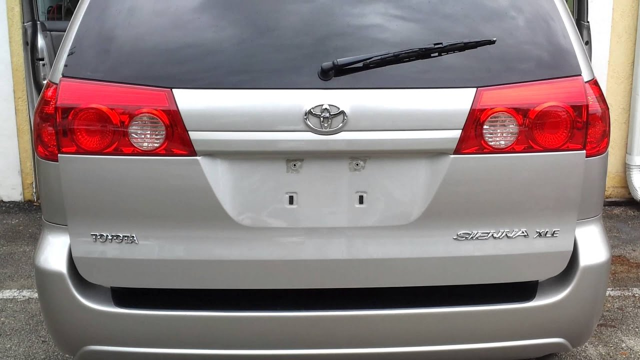 for sale 2006 toyota sienna xle www southeastcarsales net youtube. Black Bedroom Furniture Sets. Home Design Ideas