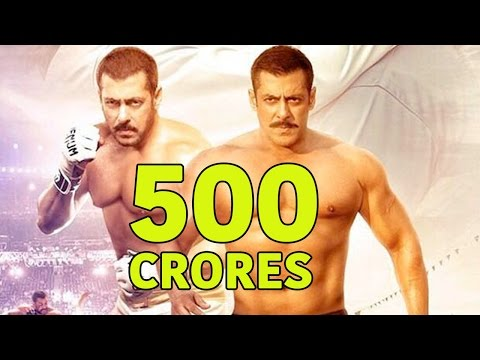 Box Office: Salman Khan's Sultan Crosses The 500 Crore Mark