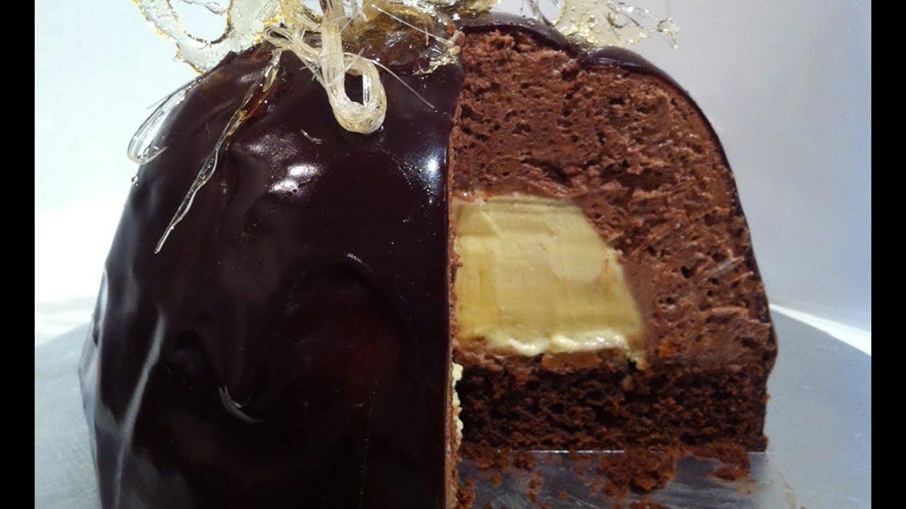 How To Make Chocolate Mirror Glaze Recipe Glacage Frosting