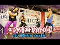 ZUMBA DANCE CHOREOGRAPHY With El Benna Salem Buscando Huellas mp3
