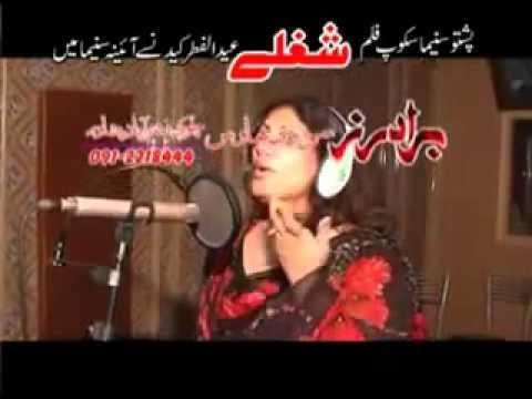 Rahimshah & Humera Arshad New Pashto Song2011. video