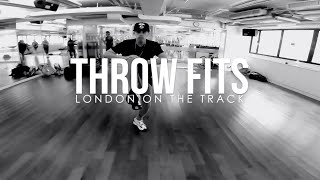Throw Fits - On Da Track, G-Eazy ft. City Girls, Juvenile / Bryan Taguilid Choreography