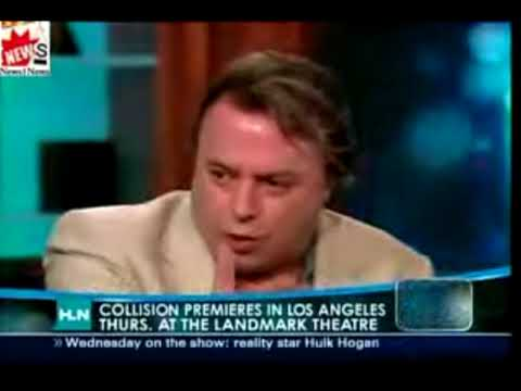 Hitchens PWNS On HLN (Atheist vs Pastor)