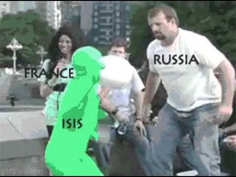 Paris terrorism in a nutshell